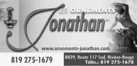Les Ornements Jonathan Inc.